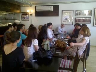 المصدر: صفحة الفايسبوك للمركز الثقافي الفرنسي في لبنان