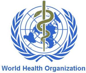 WHO logo  - LGBT Health